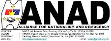 Phillipine Democracy NEEDS YOU!  Support ANAD Partylist!