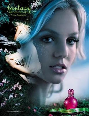 fantasy britney spears perfume ad