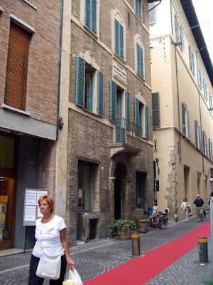 Rossini's birthplace