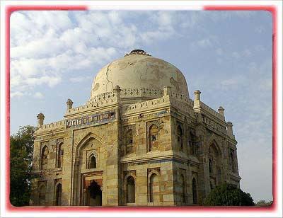 Lodhi Tomb