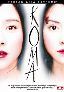 Terror asiatico rmvb calidad DvdRip muchas peliculas Koma_cover