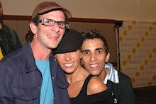 Namie , Adriane Galisteu e Eu
