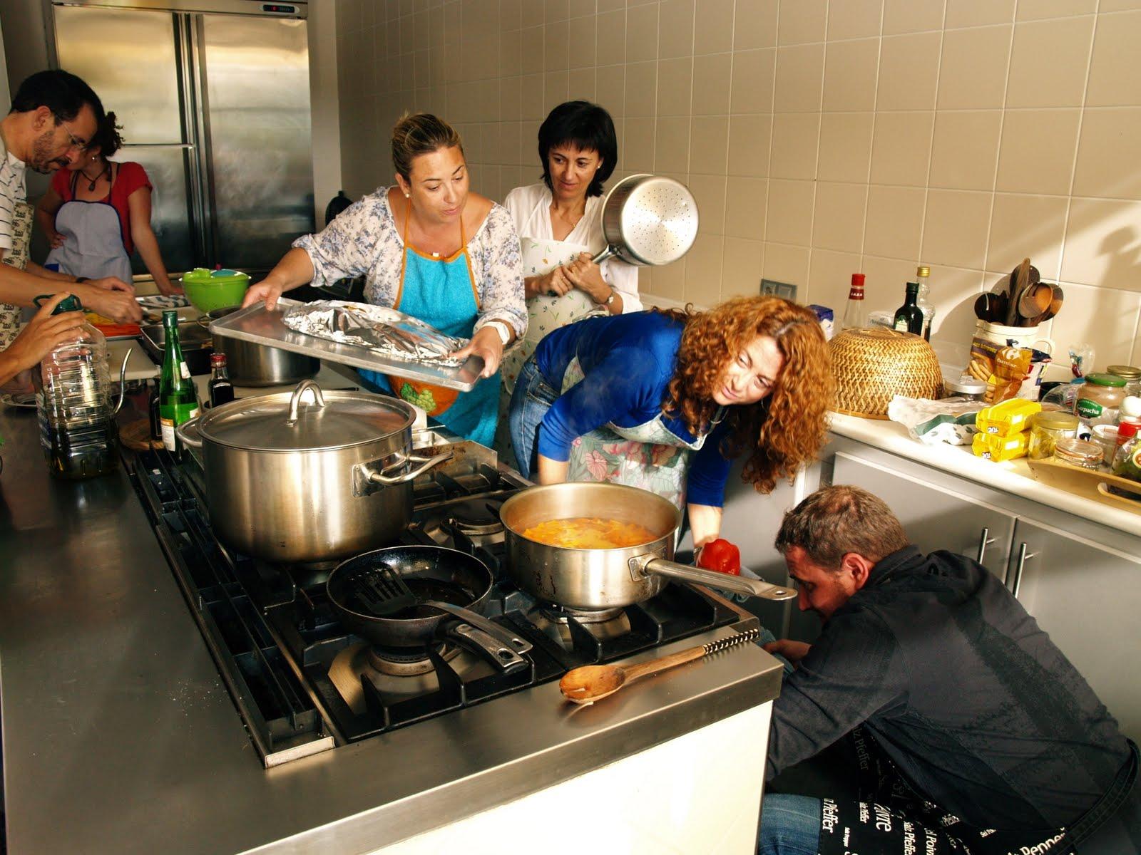 Curso de cocina vegetariana 23 de enero - Curso de cocina vegetariana ...