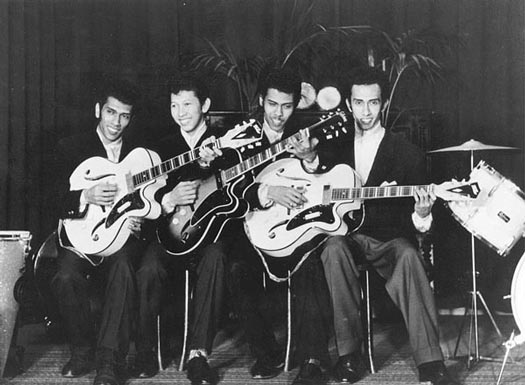 Tielman Brothers Tahiti Jungle