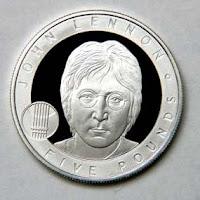 John Lennon Coins