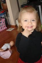 Seventeen months old