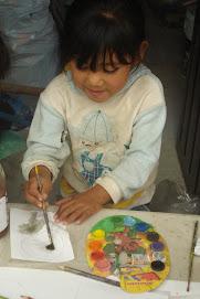 """taller """"arte y ecologia"""""""
