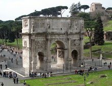 Arch of Constantine, Roma