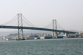 Bay Bridge from Yerba Buena