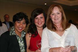 Emily, Lesley, Mattie