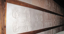 Country Music Star's Handprints