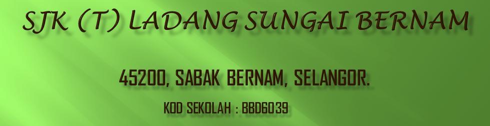 LAMAN WEB RASMI SJK (T) LDG SG BERNAM
