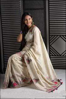 Bangladeshi actress Sadia Jahan Prova