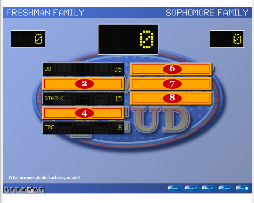 family feud game show template hourslealing mp3. Black Bedroom Furniture Sets. Home Design Ideas