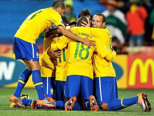 Brasil vence o Chile por 3 a 0 e enfrenta Holanda nas quartas de ... 171294977205d