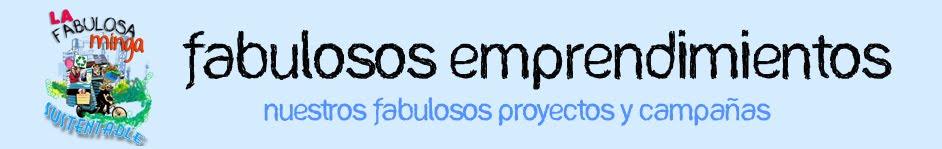 FABULOSOS EMPRENDIMIENTOS