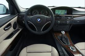 The new BMW 3 series interior design