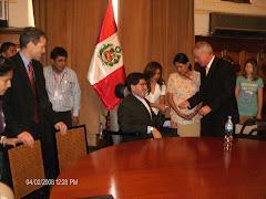 Congresista de la República de Perú -  Miguel Urtecho