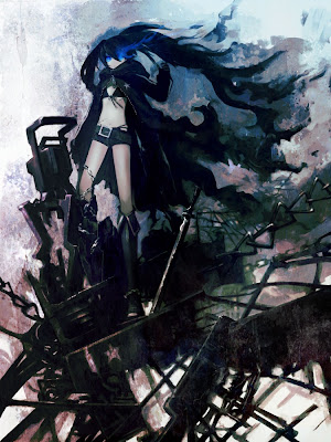 Black Rock Shooter huke