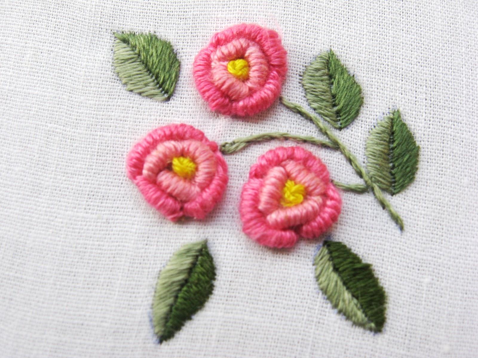 Flora s colors bullion roses