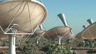 Antenas de SKA