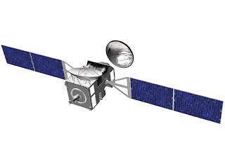 Concepto artístico del Trace Gas Orbiter