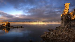 Fotografía del Lago Mono