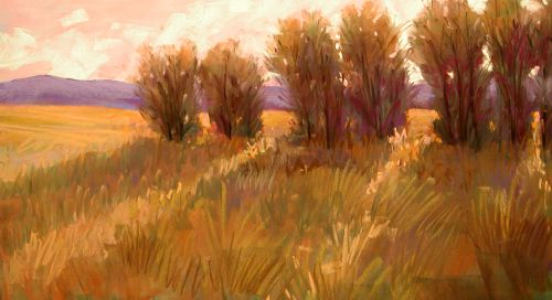 landscape painting in pastels  chapter fifteen