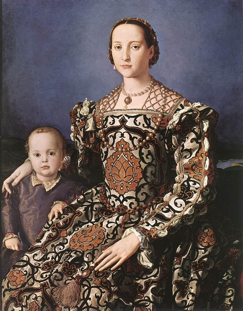 STEVEN ALEXANDER JOURNAL: BRONZINO at Palazzo Strozzi ... | 801 x 1026 jpeg 171kB