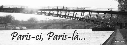 Paris-ci, Paris-là