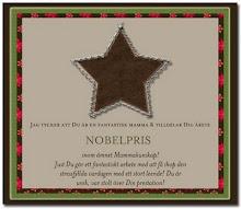 Nobelprisen i Mammakunnskap