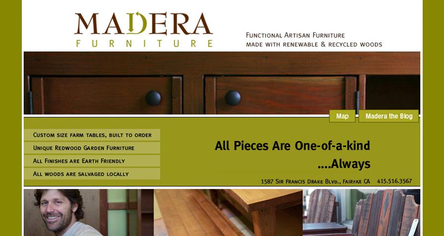 Madera Furniture-Fairfax, CA