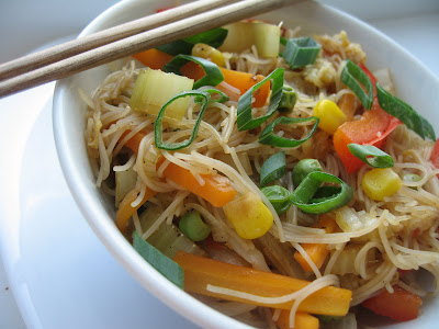 Articole culinare : Taitei cu legume 炒面