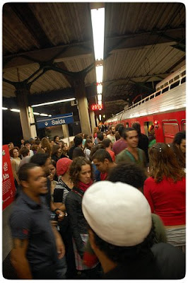 Público do festival BH Music Station
