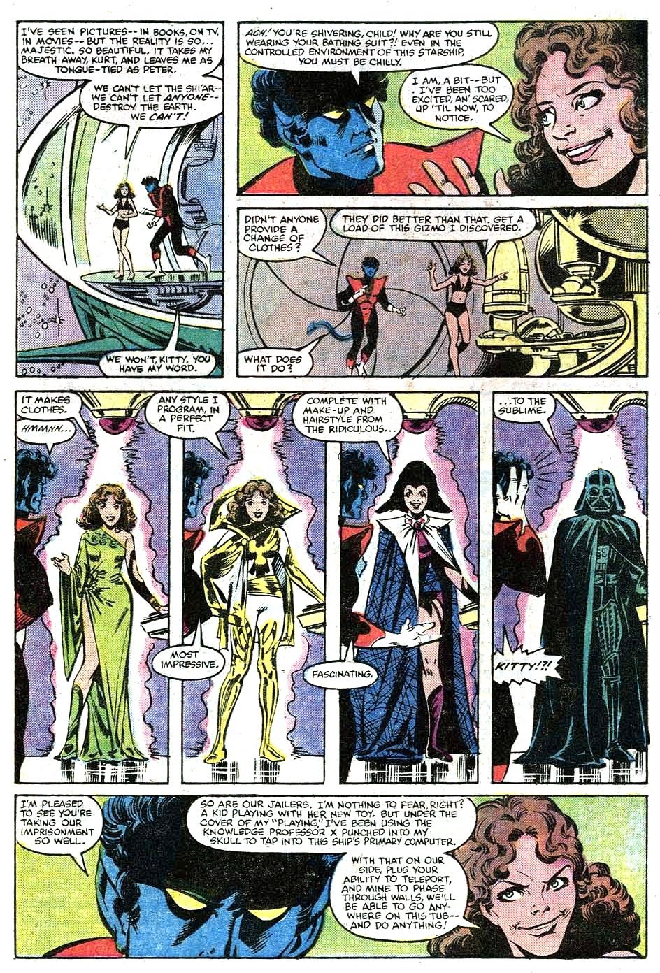Impreg Comics Amazing marvel comics of the 1980s: 1981 - uncanny x-men