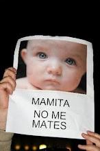 SIEMPRE A FAVOR DE LA VIDA---NO AL ABORTO---