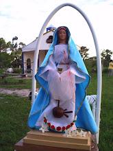 TEMPLETE DE LA VIRGEN EN VILLA DEL CARMEN.Parroquia Nuestra Señora del Rosario