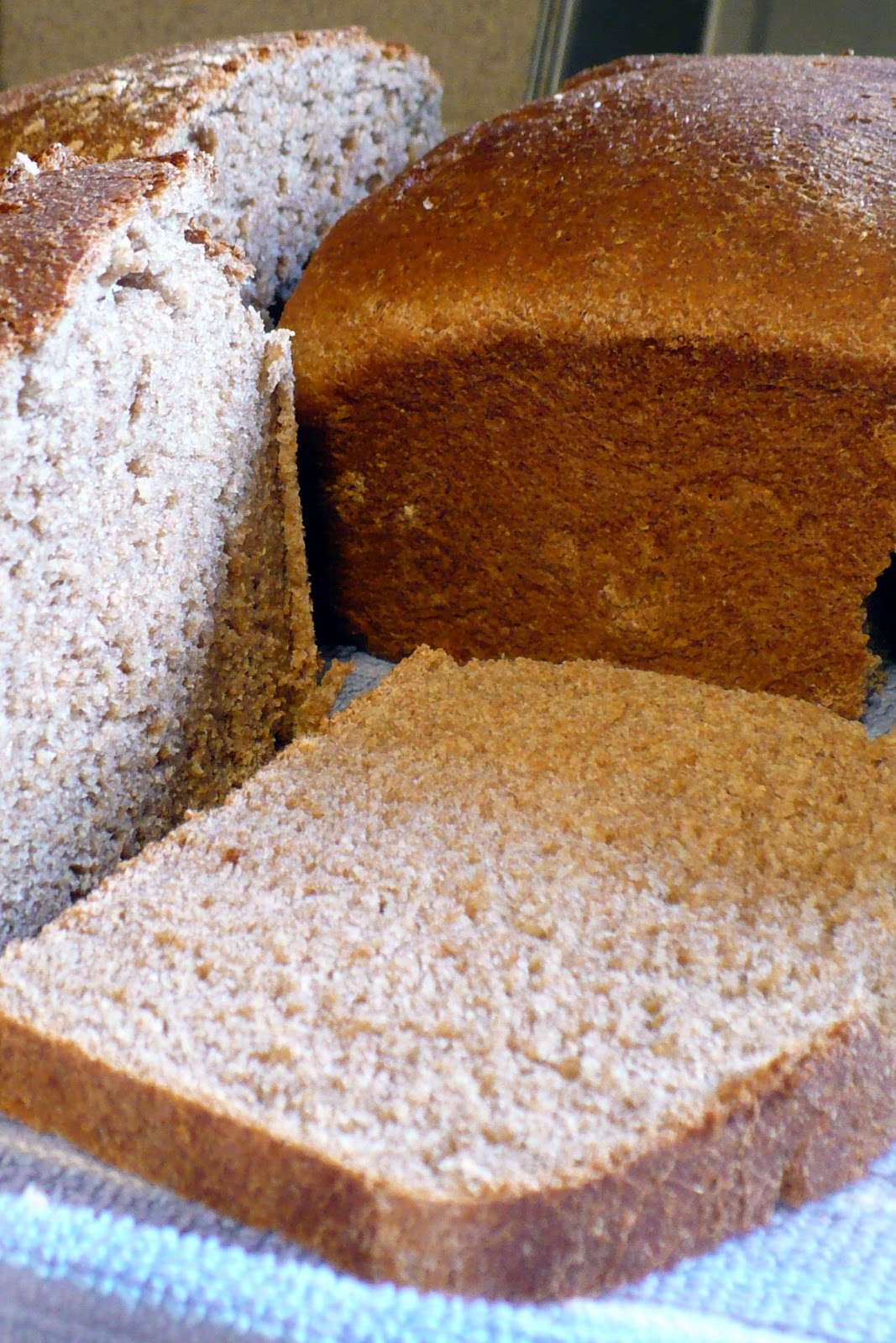 The Tasty Cheapskate: 100% Whole Wheat Bread--Simple, Cheap, Homemade ...