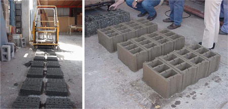Ecoblock s a de c v - Material construccion barato ...