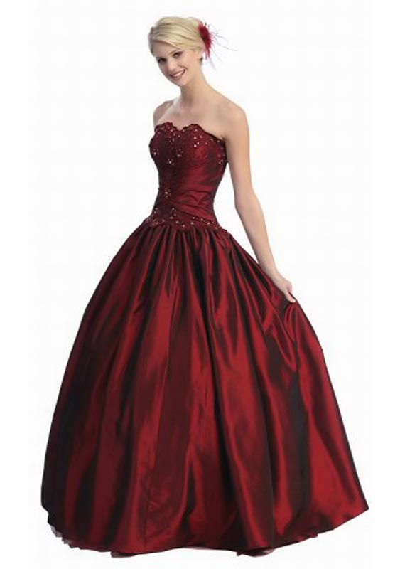 Pictures of ball gowns | woman | 2012 | 2013