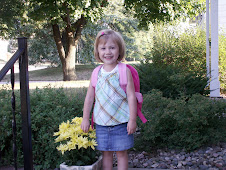 Cora's First Day of School!