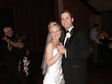 A long time friend of Clint's, Karli, got married!