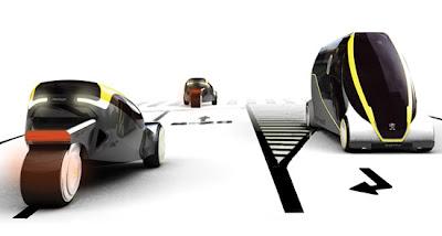 Taxi Tokyo - Future Taxi