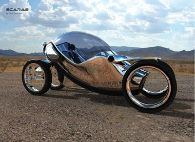 scarab future concept car