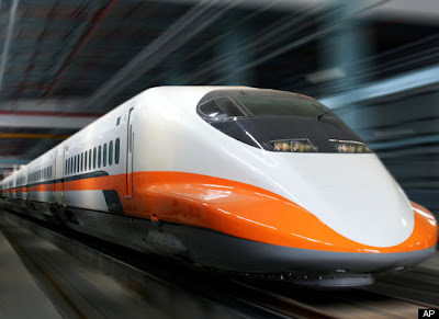 World's Most Popular High-Speed Trains