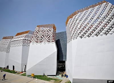 World Expo 2010 Pavilion