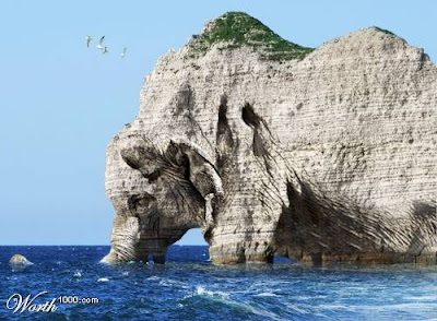 Amazing Natural Rocks Formation