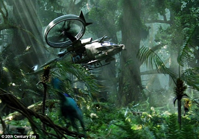 avatar movie jungle