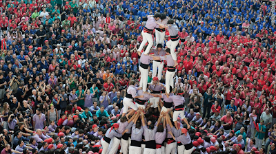 Tower of People
