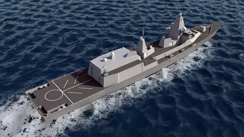 UK and NATO navies take further small steps in developing
